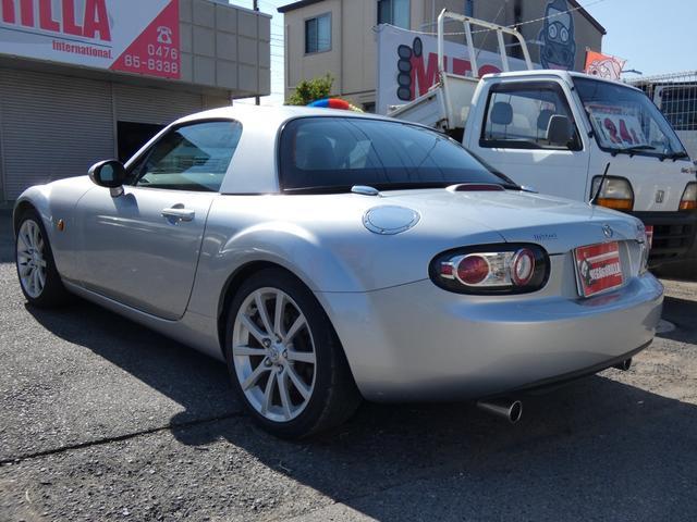「マツダ」「ロードスター」「オープンカー」「千葉県」の中古車9
