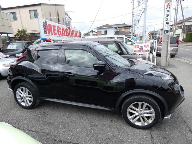 「日産」「ジューク」「SUV・クロカン」「千葉県」の中古車5