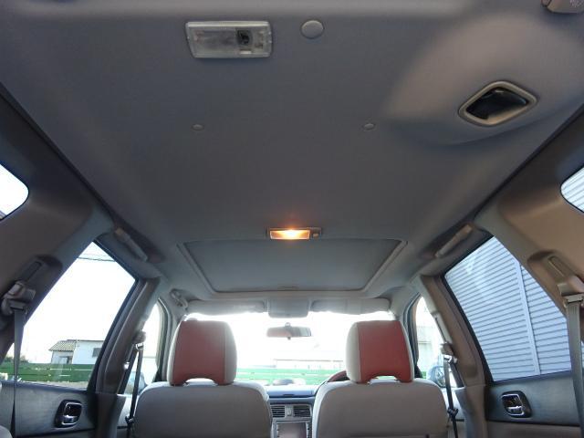 スバル フォレスター X20 サンルーフ ナビ 4WD