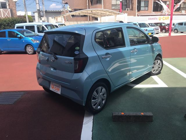 「ダイハツ」「ミライース」「軽自動車」「東京都」の中古車8