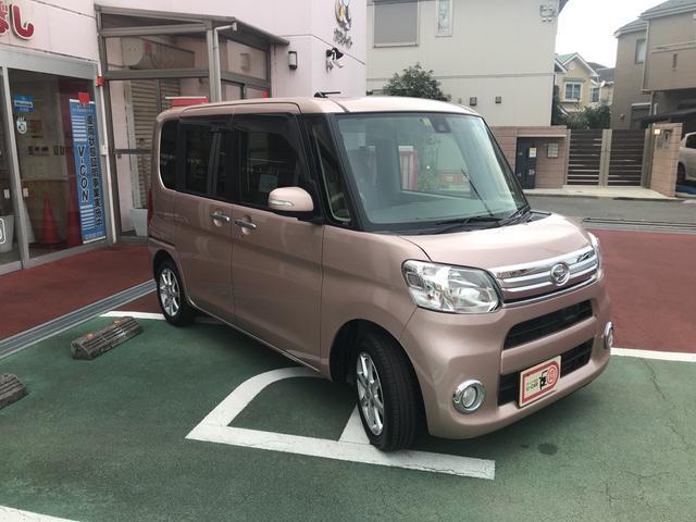 「ダイハツ」「タント」「コンパクトカー」「東京都」の中古車16