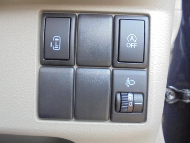 スズキ スペーシア X 左側電動ドア スマートキー 片側パワスラ