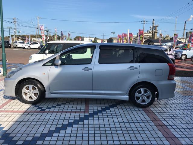 「トヨタ」「ウィッシュ」「ミニバン・ワンボックス」「千葉県」の中古車3