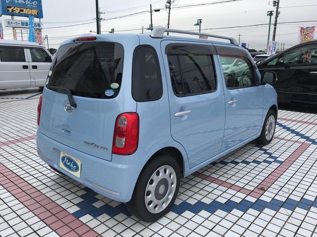「ダイハツ」「ミラココア」「軽自動車」「千葉県」の中古車5