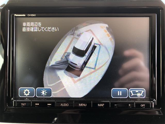ハイブリッドMZ 全方位モニターカメラパッケージ装着車 純正8インチナビ フルセグTV ETC 純正16インチAW LEDライト Sキー Pスタート(14枚目)