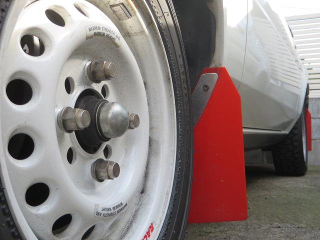 トヨタ スプリンタートレノ GT カヤバラリーショック スーパーラップ ラリータイヤ