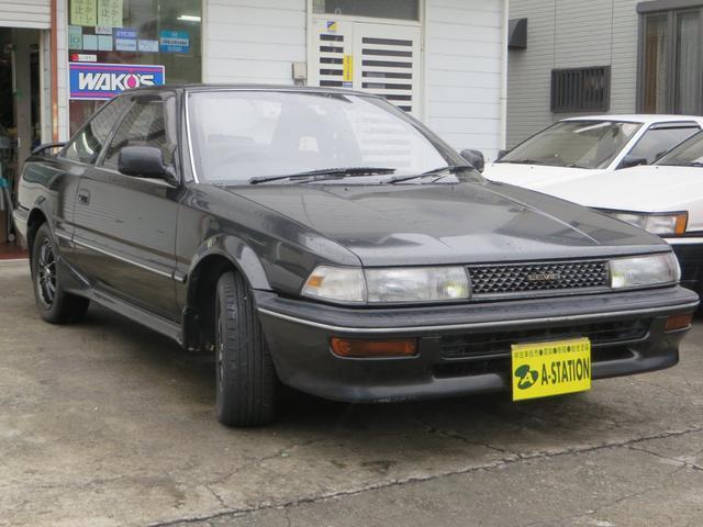 GT APEX AE92後期型レビン 無事故車 社外アルミ(3枚目)