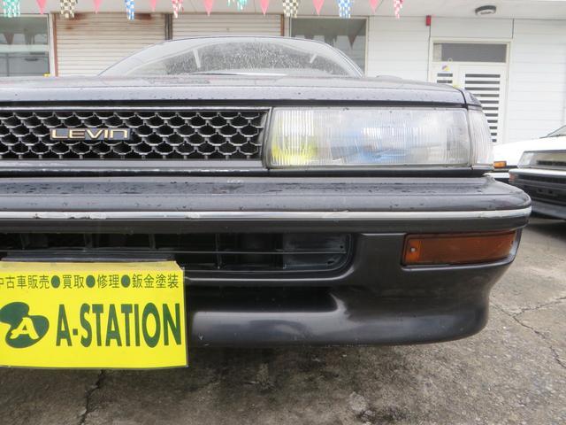GT APEX AE92後期型レビン 無事故車 社外アルミ(9枚目)
