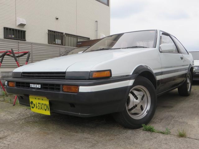 「トヨタ」「スプリンタートレノ」「クーペ」「神奈川県」の中古車3