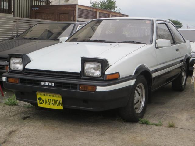 「トヨタ」「スプリンタートレノ」「クーペ」「神奈川県」の中古車9