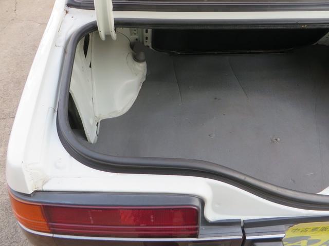 GT APEX 62年最終型ワンオーナー  APEXフル内装  スポーツパッケージ ノーマルルーフ(44枚目)