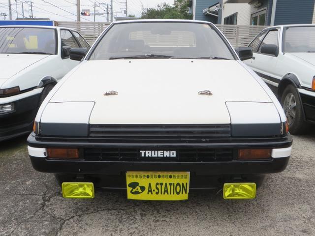 「トヨタ」「スプリンタートレノ」「クーペ」「神奈川県」の中古車4