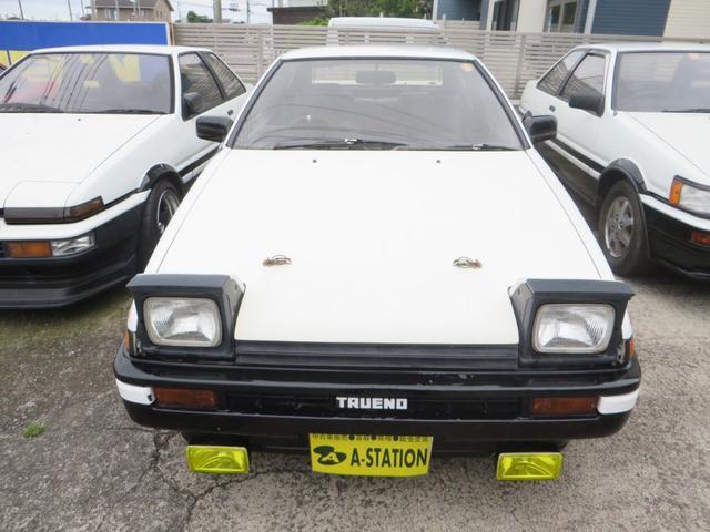 「トヨタ」「スプリンタートレノ」「クーペ」「神奈川県」の中古車5