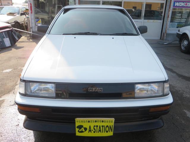 「トヨタ」「カローラレビン」「クーペ」「神奈川県」の中古車5