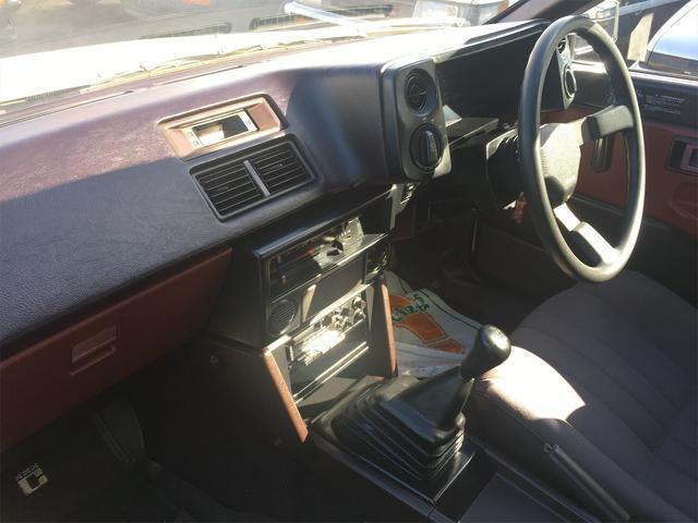 GT APEX 無事故車 ブリッツ車高調 フジツボタコ足デュアルマフラー ボルクTE37V14インチAW クスココントロールアームラテラルロッドタワーバー 燃料タンクデスビダイナモセルTベル交換済み ノーマルルーフ(11枚目)