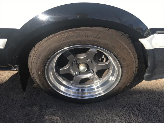 GT APEX 無事故車 ブリッツ車高調 フジツボタコ足デュアルマフラー ボルクTE37V14インチAW クスココントロールアームラテラルロッドタワーバー 燃料タンクデスビダイナモセルTベル交換済み ノーマルルーフ(32枚目)