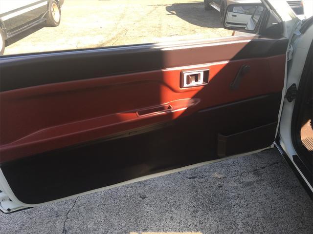 GT APEX 無事故車 ブリッツ車高調 フジツボタコ足デュアルマフラー ボルクTE37V14インチAW クスココントロールアームラテラルロッドタワーバー 燃料タンクデスビダイナモセルTベル交換済み ノーマルルーフ(36枚目)