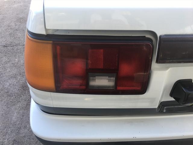 GT APEX 無事故車 ブリッツ車高調 フジツボタコ足デュアルマフラー ボルクTE37V14インチAW クスココントロールアームラテラルロッドタワーバー 燃料タンクデスビダイナモセルTベル交換済み ノーマルルーフ(38枚目)