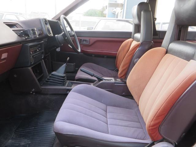 GT APEX R134レトロフィットエアコン  社外マフラー 社外アルミ ノーマルルーフ 内装付き(35枚目)