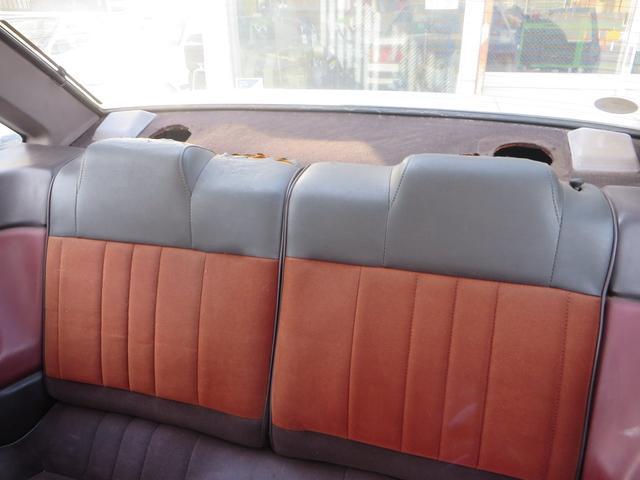 GT APEX R134レトロフィットエアコン  社外マフラー 社外アルミ ノーマルルーフ 内装付き(37枚目)