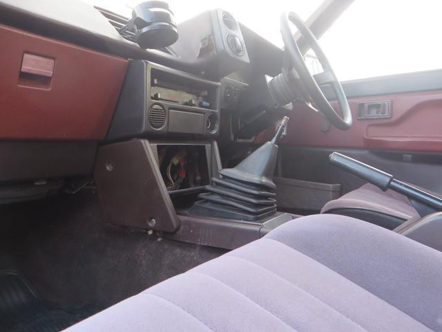 GT APEX R134レトロフィットエアコン  社外マフラー 社外アルミ ノーマルルーフ 内装付き(38枚目)