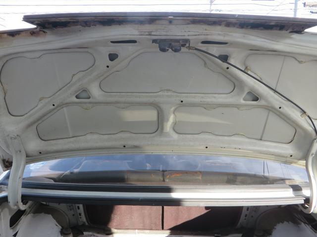 GT APEX R134レトロフィットエアコン  社外マフラー 社外アルミ ノーマルルーフ 内装付き(41枚目)