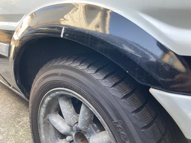 GT APEX R134レトロフィットエアコン  社外マフラー 社外アルミ ノーマルルーフ 内装付き(63枚目)