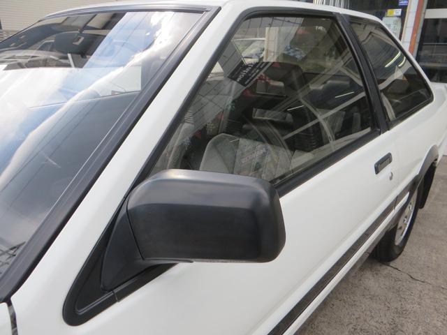 GT APEX 無事故車 記録簿 後期型 フジツボデュアルマフラー ノーマルサス 純正アルミ ノーマルルーフ(62枚目)