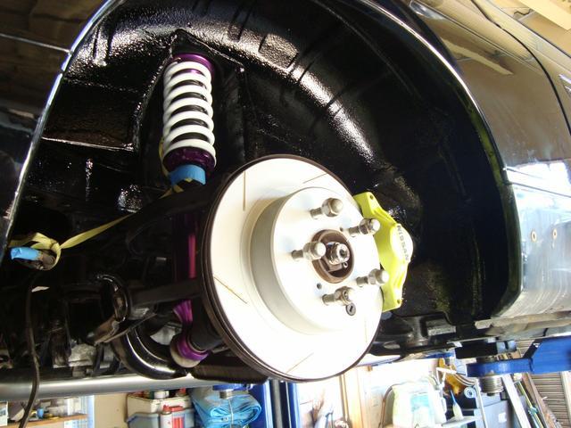 タイプX 純正5速 ターボ 修復歴無 新品ロケットバニーフルエアロ 新品ディアルマフラー 新品D-MAX車高調 新品前置きインタークーラー 新品パーツ多数 フルノーマルから自社制作(34枚目)