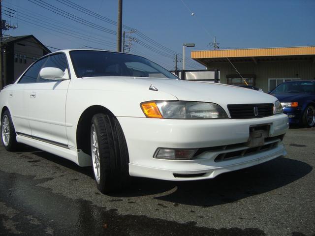「トヨタ」「マークII」「セダン」「千葉県」の中古車6