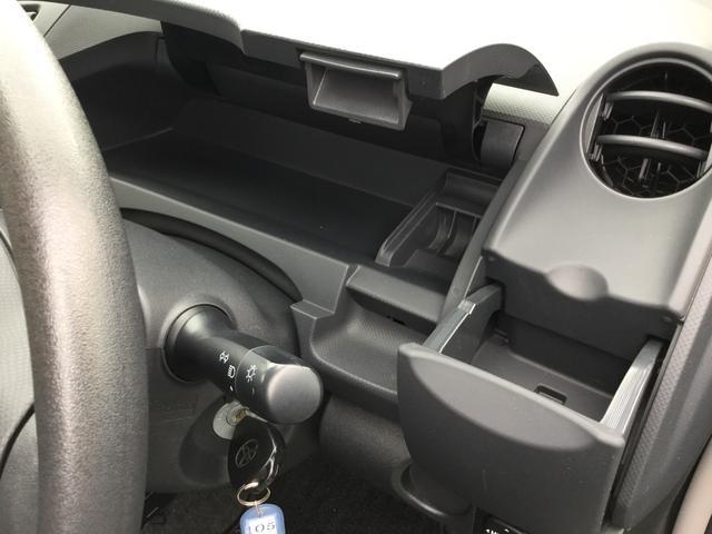 運転席側にも収納が有ります