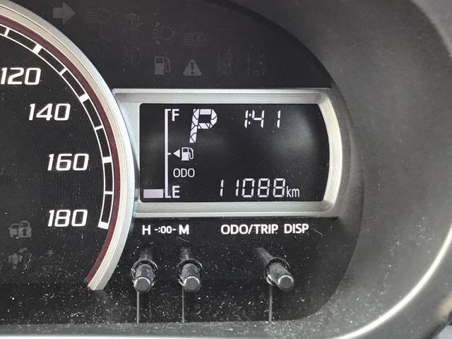 ガソリン残量計