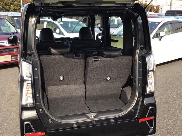 カスタムXセレクション 衝突被害軽減ブレーキ(次世代スマアシ) シートヒーター シートバックテーブル LEDヘッドライト&フォグランプ バックカメラ 両側電動スライドドア アルミホイール(42枚目)