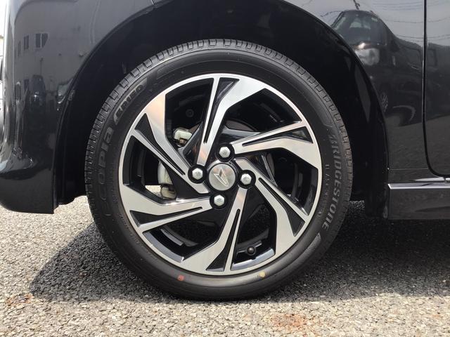 カスタム RS ハイパーリミテッドSAIII ターボエンジン パノラマカメラ 運転席シートヒーター 衝突被害軽減ブレーキ(スマートアシスト3) 横滑り防止装置 LEDヘッドライト&フォグランプ 15インチアルミホイール プッシュボタンスターター(34枚目)