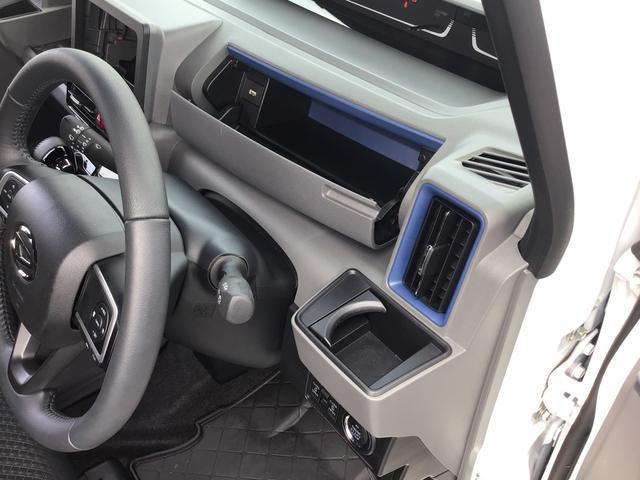 カスタムRSセレクション LEDヘッドライト&フォグランプ クルーズコントロール ETC シートヒーター シートバックテーブル 衝突被害軽減ブレーキ(次世代スマアシ) 両側電動スライドドア 15インチアルミホイール(49枚目)