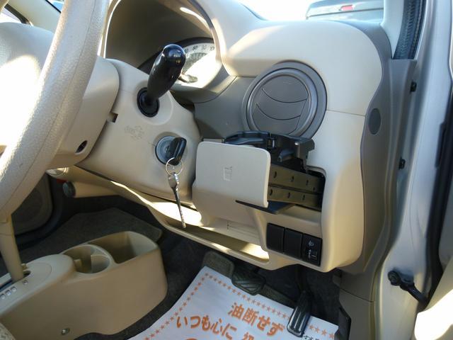 スズキ アルト F 車両状態評価書付 軽自動車 キーレス Wエアバッグ