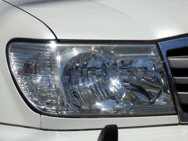 トヨタ ランドクルーザー100 最終型本革マルチレス背面レス イルミサイドステップ