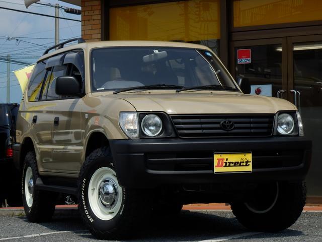 「トヨタ」「ランドクルーザープラド」「SUV・クロカン」「埼玉県」の中古車5