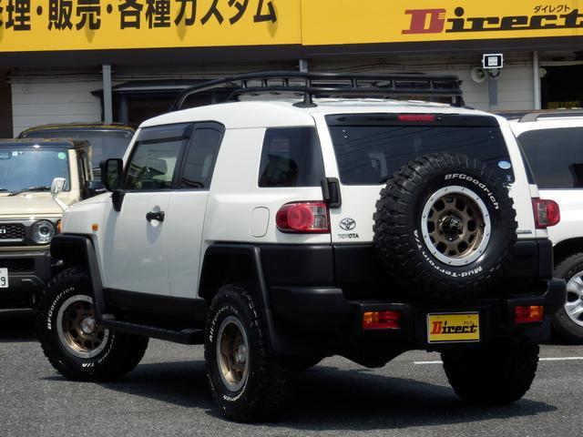 カラーPG 2インチUPワンオーナーTRD16AW4WD(25枚目)