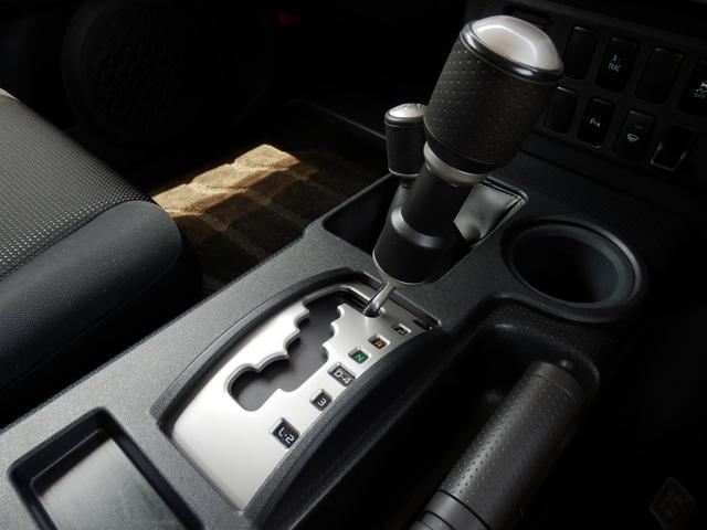 カラーPG 2インチUPワンオーナーTRD16AW4WD(40枚目)