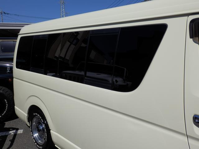 GL3型特装イエローパワスラベットキット10人乗り(28枚目)