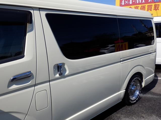 GL3型特装イエローパワスラベットキット10人乗り(29枚目)