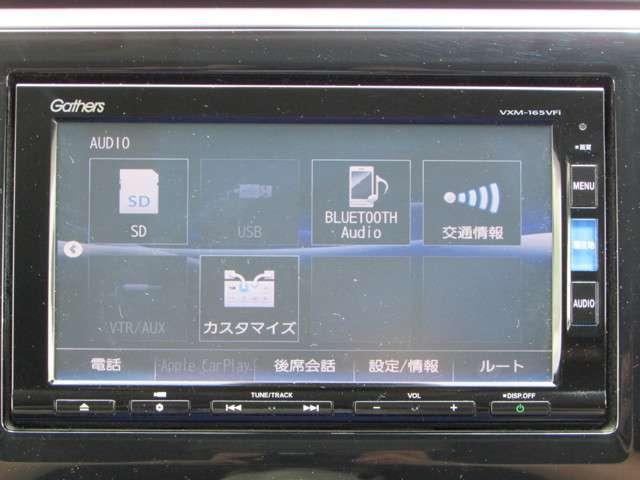 スパーダアドバンスパッケージβ メモリーナビ CD DVD Bluetooth CD録音機能 リアカメラ  後席モニタ ETC LEDヘッドライト ホンダセンシング サイドエアバッグ 2列目キャプテンシート ワンオーナー車(5枚目)