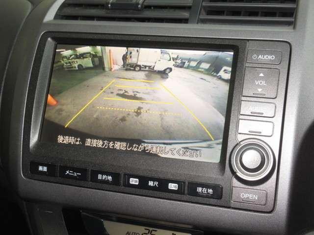 RSZ 純正HDDナビ ミュージックサーバー ETC リアカメラ キーレス ディスチャージヘッドライト フォグライト 純正17インチアルミホイール(5枚目)