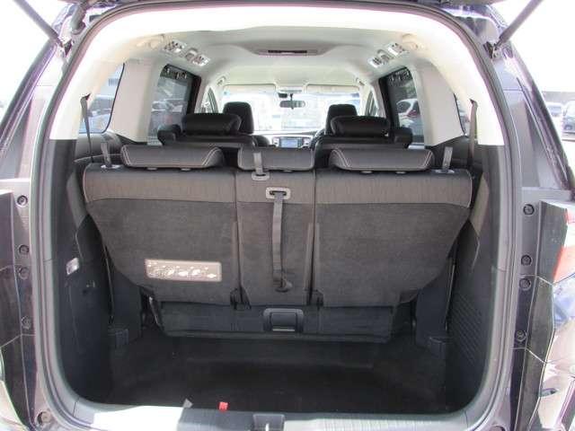 運転しやすさに加えて全席が快適♪荷物もしっかり積める大容量空間!オールシーズン大活躍してくれる頼もしいクルマです!