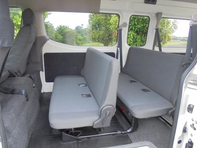 日産 NV350キャラバンバン 2.5DXスーパーロング 4WDディーゼル 社外アルミ