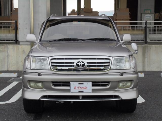 トヨタ ランドクルーザー100 VX-LTD Gセレ サンルーフ 1ナンバー HID