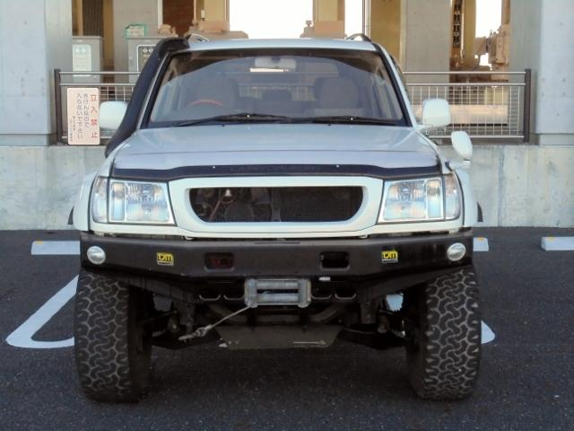 トヨタ ランドクルーザー100 VX リミテッド Gセレクション 5人乗り 1ナンバー