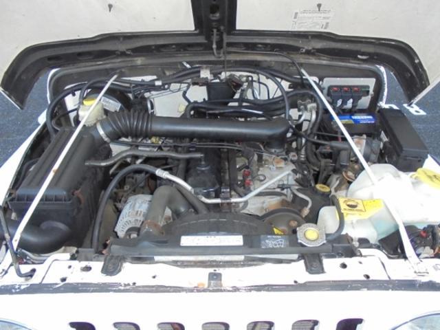 クライスラー クライスラー ジープ・ラングラー スポーツ4WD