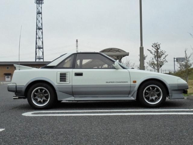 トヨタ MR2 Gリミテッド スーパーチャージャー